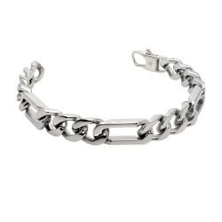 Chain Link Bracelet (SS)