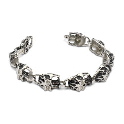 Crystal Eye Bracelet Clear...